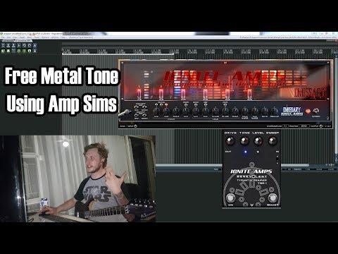 Get Great Metal Tone For Free In Reaper