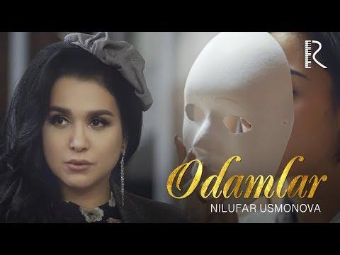 Nilufar Usmonova - Odamlar | Нилуфар Усмонова - Одамлар #UydaQoling
