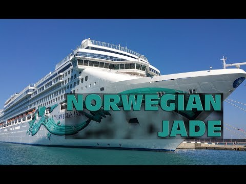 Norwegian Jade ship tour