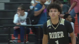 Boy's Basketball: Rider vs Highland Park - December 14, 2019