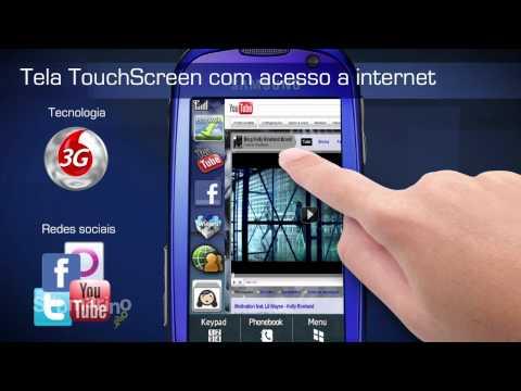 Submarino.com.br | Samsung Blue Earth S7550