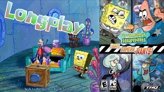 SpongeBob Lights, Camera, Pants! [PC] - Longplay (100%) [4K]