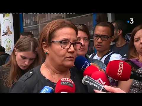 """Incendie à Aubervilliers : pour la maire, """"il n'est plus possible de continuer ainsi"""""""
