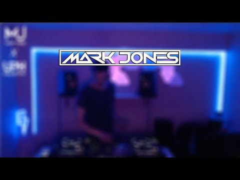 MARK JONES EDC TECH HOUSE LIVESTREAM #3