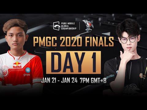 [Russian] PMGC Finals