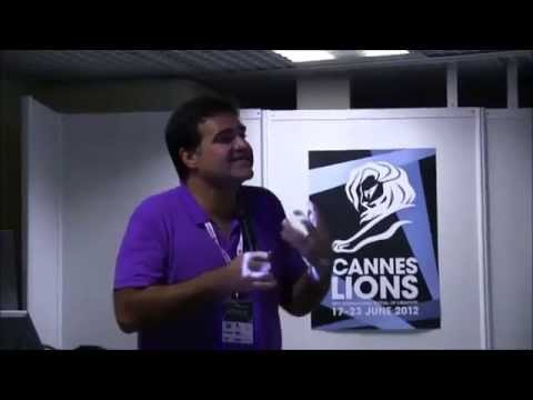 KreativeKlub Workshop in Cannes with Sergio Valente