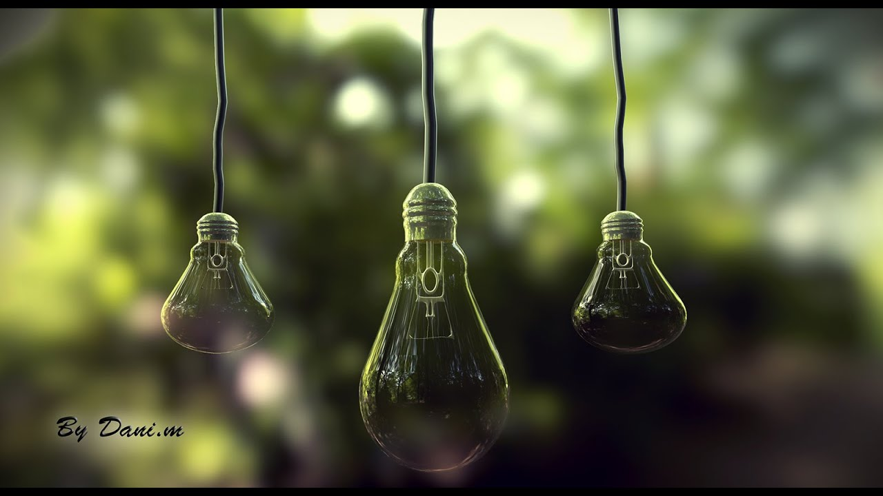 Hanging Light Bulbs Wallpaper | www.pixshark.com - Images ...
