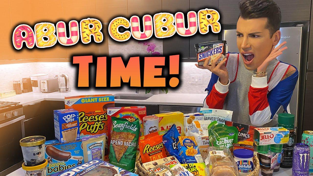 Download ABUR CUBUR TIME! AMERİKA'DAKİ ABUR CUBURLARI DENEDİM!