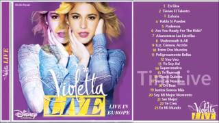 cd violetta live are you ready for the ride