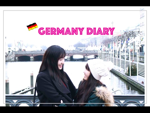Amegummi's Travel Diary | Hamburg+Bremen 2016【Part 2】