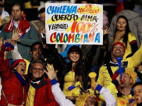 CHILE vs COLOMBIA Copa America 2016 COMPLETO