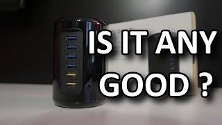 ORICO 6 Port USB3.0 HUB - RH6CS  is it any good ?