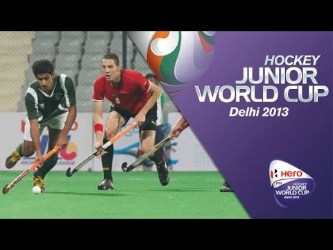Pakistan vs Egypt - Men's Hero Hockey Junior World Cup India [06/12/2013] - 동영상