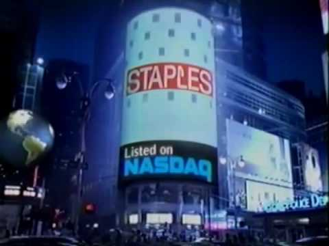 September 2001 Nasdaq TV advertisement