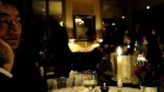 淳さん達とランブロワジーでお食事でした。 マダムパコーがすごいトリュ...