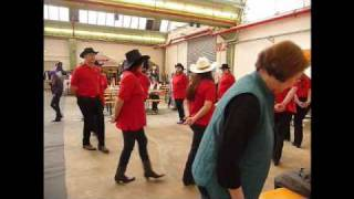 Single Waltz - Couple Dancing -  Millfield-Dancer.de - Line Dance - Messe Pferd Rhein Ruhr