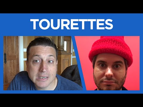 H3H3 (Ethan) and I have the same Tourettes Symptoms