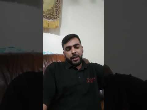 Pothwari song by sajid ali