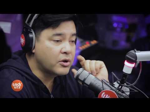 Martin Nievera sings  Ikaw Lang ang Mamahalin  LIVE on Wish 107 5 Bus