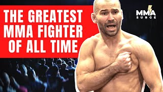 Top 5 Greatest MMA Fighters Of All Time REMIX | THE TRUE GOAT