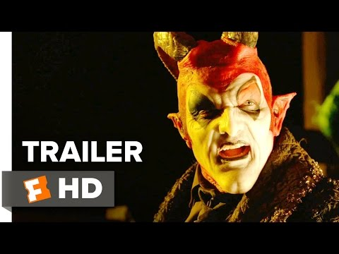 Alleluia! The Devil's Carnival Official Trailer 1 (2015) - Horror Musical HD