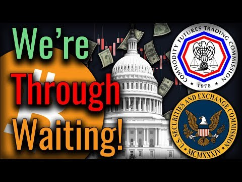 HUGE BITCOIN DEVELOPMENT! - Cryptocurrencies Go To CONGRESS! MAJOR Step For Bitcoin!