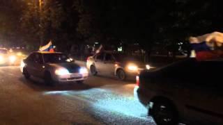 Автопробег 2016 город Балашов