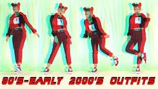 Style With Me - Early 2000's & 90's Outfits