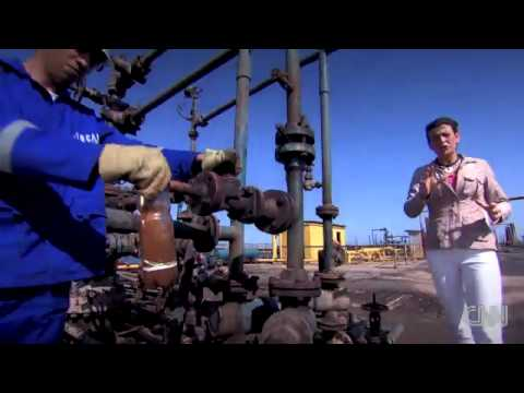 Azerbaijan's oil gateway
