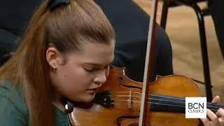 Concert de violí de Txaikovski al Palau - 6 de maig