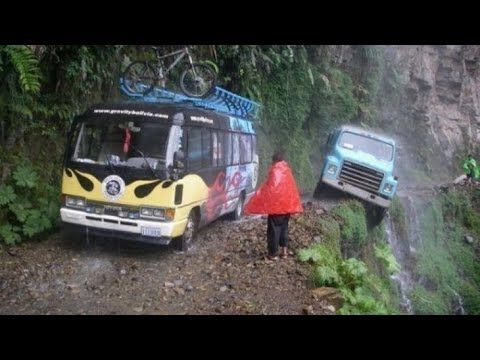 Thumbnail: 10 most dangerous roads in the world