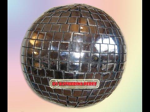 Vote no on c mo hacer una bola de disco for Cuarto de xime ponch