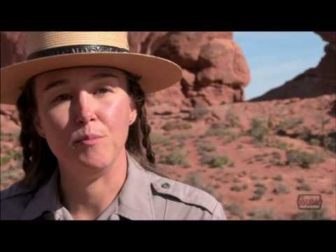 Arches National Park Ranger Talk
