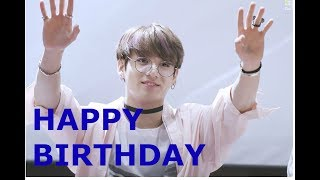 BTS GOLDEN MAKNAE HAPPY BIRTHDAY❤