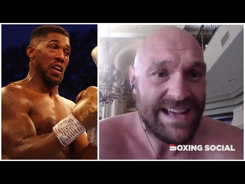 Tyson Fury GIVES ADVICE to Anthony Joshua after Usyk defeat, predicts KO win against Deontay Wilder