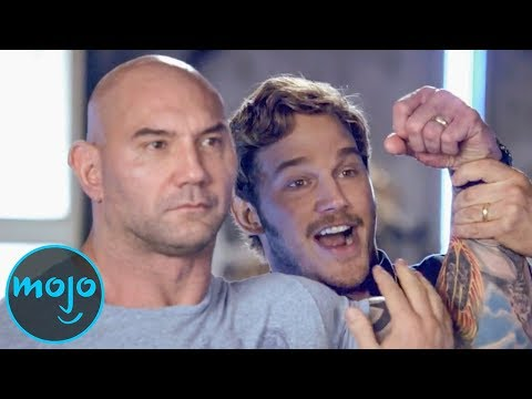 Top 10 Hilarious Dave Bautista Moments