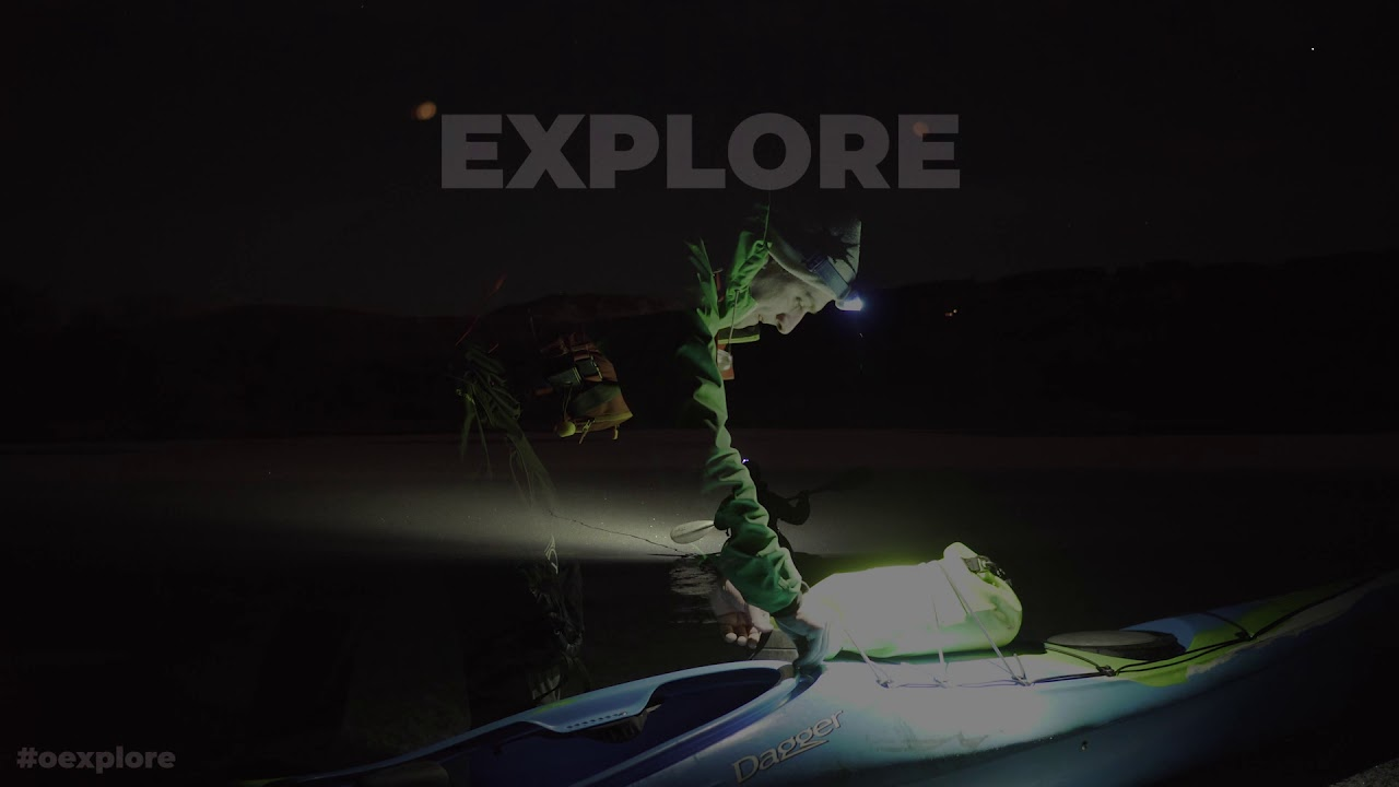 Scotland After Dark - Night Kayaking - Outdoor Explore
