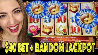RANDOM JACKPOT on Panda KING in Vegas! AWESOME WINS!