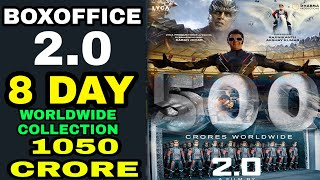 Bahubali 2 vs 2.0 20th day box office collection
