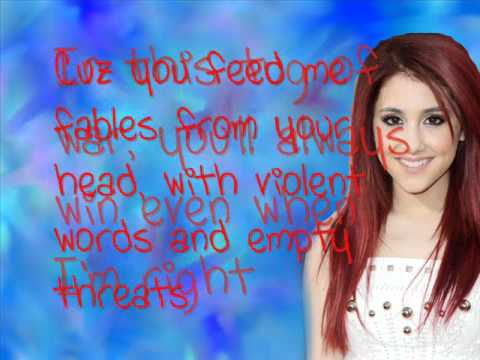 Love The Way You Lie Ariana Grande Lyrics Download Download Link