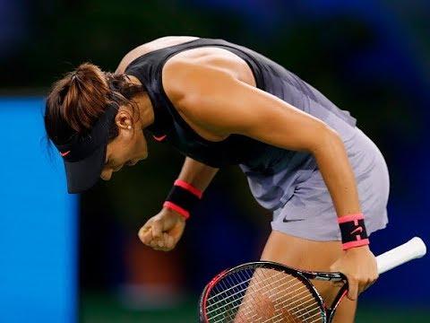 2017 Wuhan Third Round | Dominika Cibulkova vs Caroline Garcia | WTA Highlights