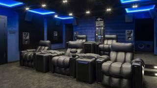 Эксклюзивный домашний кинотеатр JBL synthesis