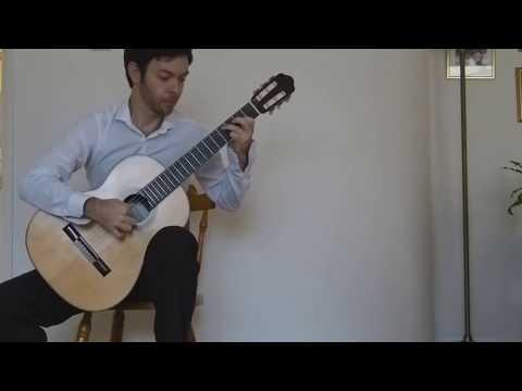 Male Solo Classical Guitarist for Hire | Samuel