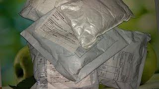 Розпакування 6 посилок з AliExpress!!! Все для дизайну! #3