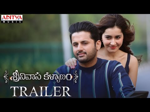 Srinivasa Kalyanam Trailer | Srinivasa...