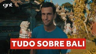 O que fazer em Bali: dicas de praias e passeios culturais | Pedro Andrade | Roteiros pelo Mundo