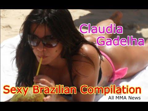 Claudia nackt Gadelha UFC beauty