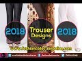 Trousers for women 2018 Eid Collection / New Trends / Shop Now