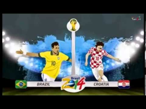 FIFA™ Brazil Vs Croatia Live Stream Fifa World Cup 2014 At 12 June