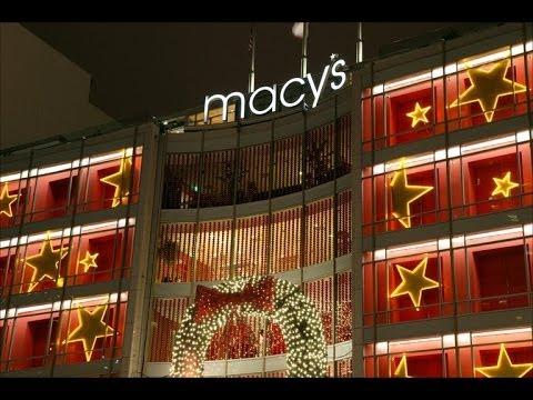 MACYu0027S CHRISTMAS HOLIDAY WINDOWS 2013 CHICAGO